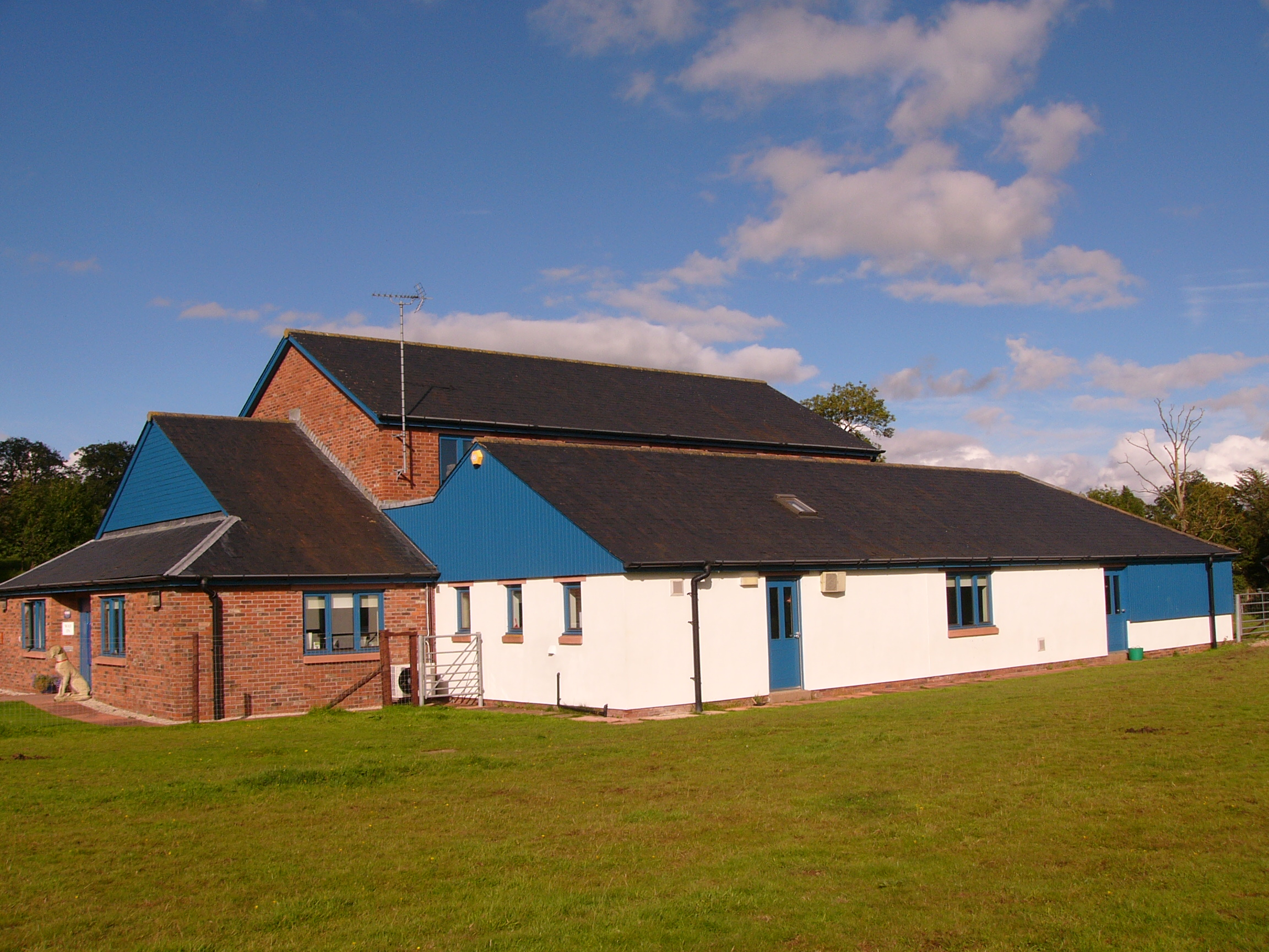 Cumbria Veterinary Practice Solar Installation