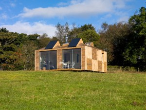 Sam Booth Eco cabin