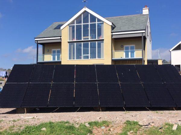 Freestanding Solar