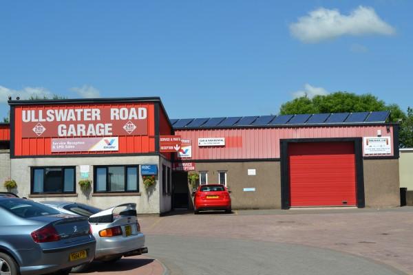 Ullswater Road Garage